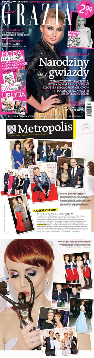 Downoload press Grazia